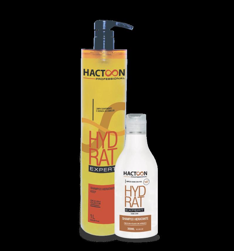 Shampoo Hydrat Expert 1000 ml e 300 ml