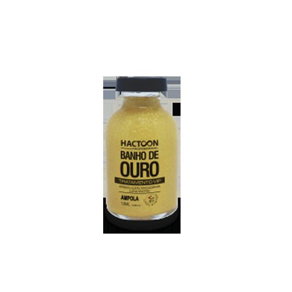 Ampola Banho de Ouro 18 ml