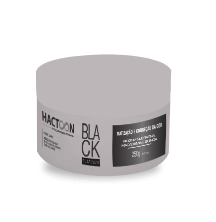 Máscara Black 250g