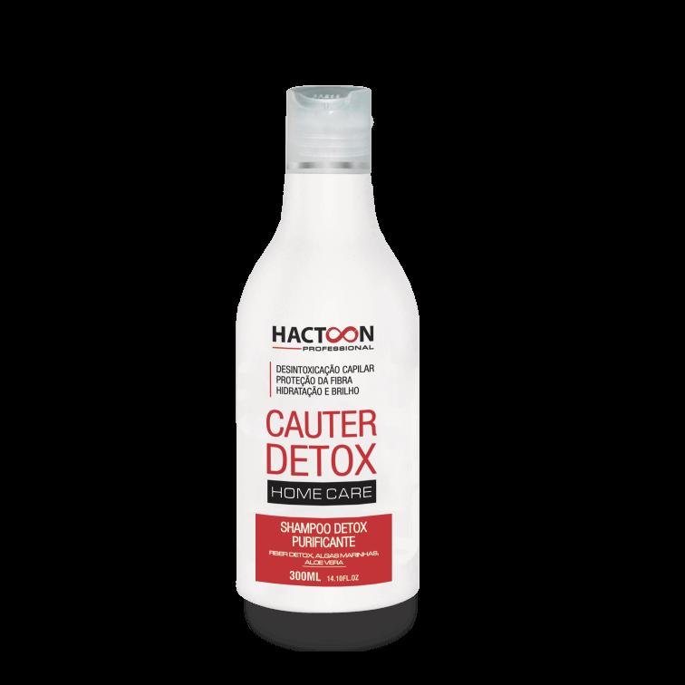 Shampoo Detox Purificante Cauter 300 mL