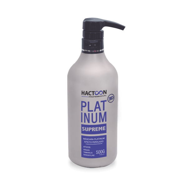 Platinum Supreme 3D 500ml