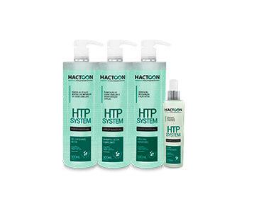 linha HTP SYSTEM- produtos hactoon cosmeticos 2020