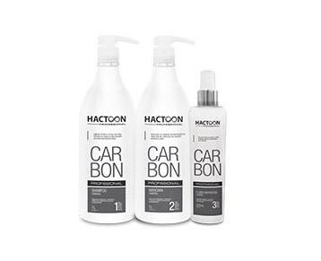 linha carbom – produtos hactoon cosmeticos 2020